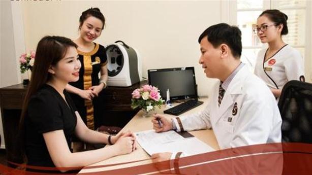 Đội ngũ bác sĩ hàng đầu Việt Nam, Hàn Quốc tại Shira