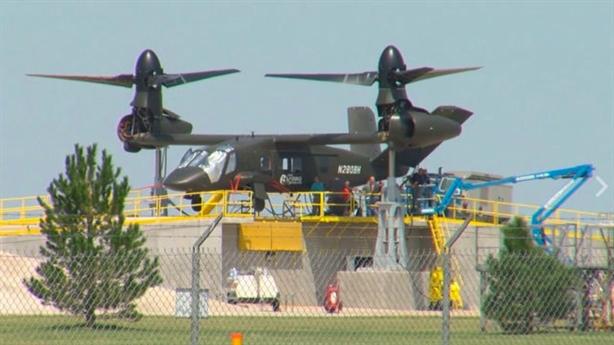 Bell đẩy nhanh thử nghiệm sau khi S-97 Raider rơi