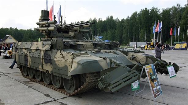 Nga mua xe chiến đấu mạnh hơn tăng Armata