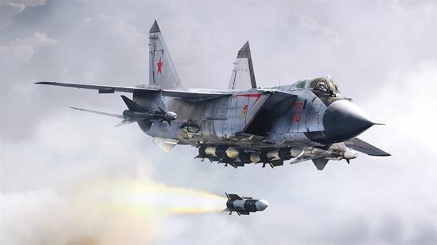 Báo Mỹ: Nga không viển vông khi chế tạo MiG-41 bay Mach.4