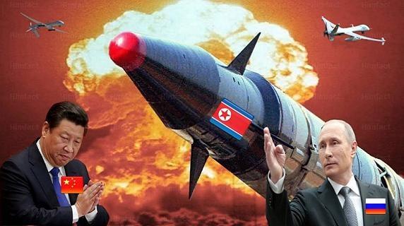 Israel: Nên hủy diệt tiềm lực hạt nhân Triều Tiên-Iran?