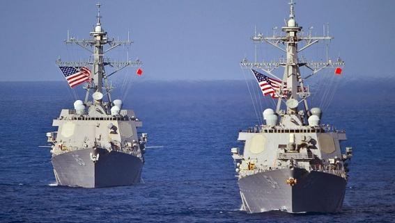 """Mỹ đẩy mạnh FONOP: Không phải """"bùa vạn năng"""" trên Biển Đông"""