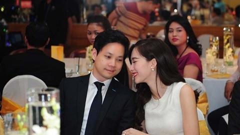 Trong dàn Hoa hậu Việt, Thu Thảo kiêu hãnh nói chuyện yêu