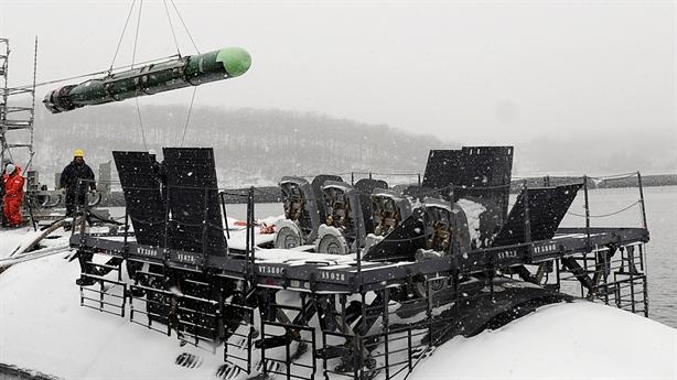 Báo Mỹ: Mark 48 khiến hạm đội Nga gặp nguy