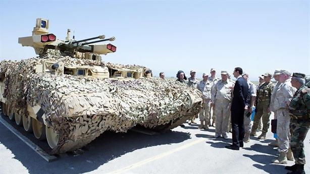 Israel muốn mua vũ khí Nga