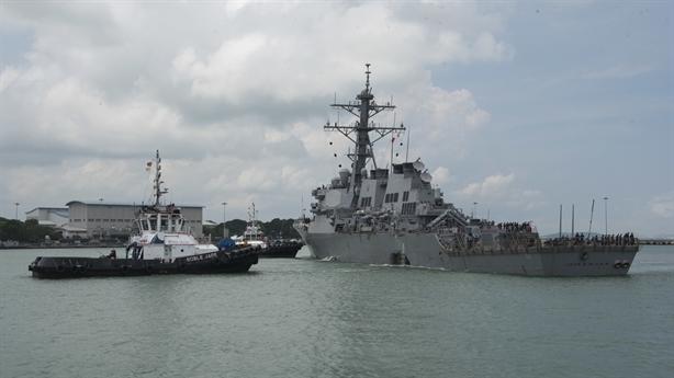 Hơn 1/3 chiến hạm Mỹ tại Nhật quá hạn sử dụng