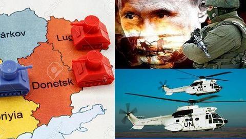 Lính Mũ nồi xanh vào Donbass: Đóng quân ở đâu, làm gì?