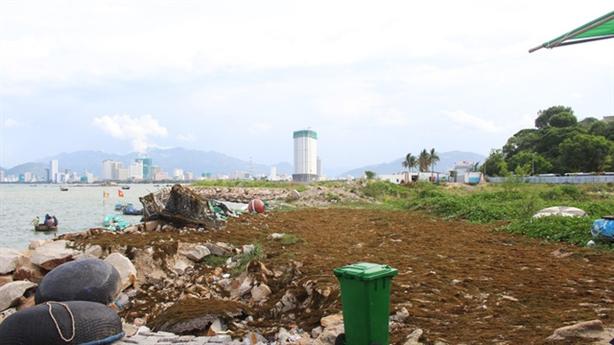 Ngừng hoạt động dự án lấn vịnh Nha Trang