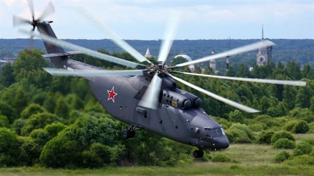 Nga bán trực thăng không động cơ cho Trung Quốc