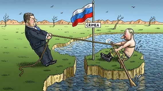 Ukraine cứ giàu mạnh vượt Nga, Crimea-Donbass sẽ quay trở lại