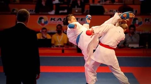 Bí quyết chiến thắng Karatedo K1 của cô gái vàng Việt Nam