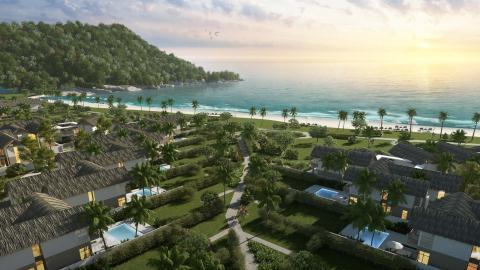 Sun Premier Village Kem Beach Resort:Mê hoặc giới đầu tư địa ốc