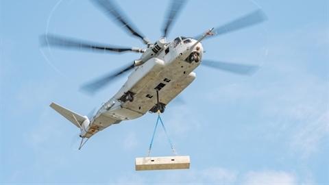 CH-53K Mỹ khiến trực thăng Nga mất ngôi vương