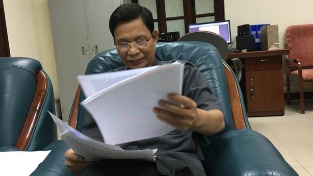 Ông Nguyễn Minh Mẫn vẫn nói không sai: 'Tôi không sợ'