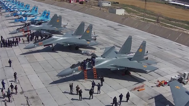 Su-30SM đến Kazakhstan trước khi Nga đồng ý bán