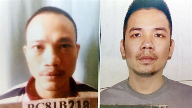 2 tử tù vượt ngục: Đã phát hiện tại Quảng Ninh?