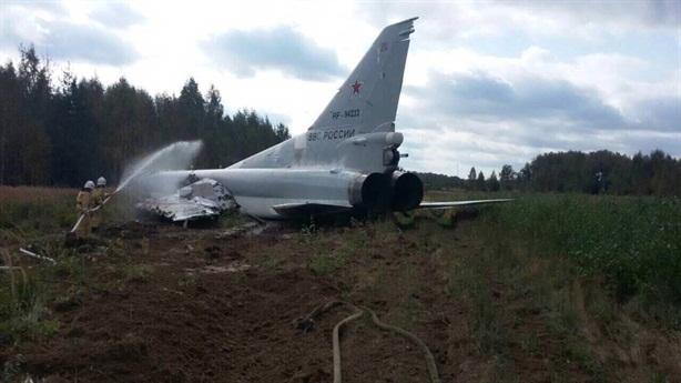 Tu-22M3 gãy càng khi tập trận Zapad 2017