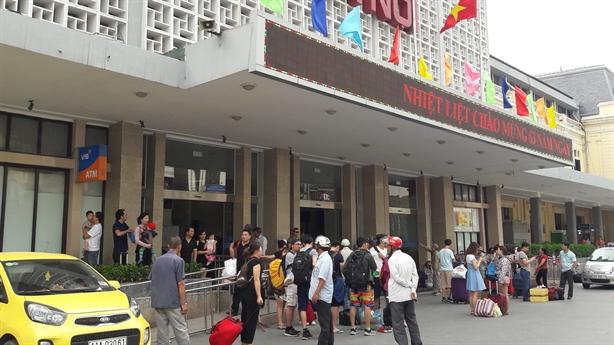 Xây nhà 40-70 tầng tại ga Hà Nội: Bộ GTVT lên tiếng