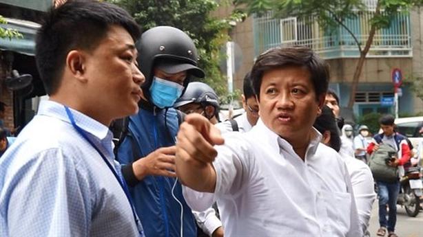 Ông Đoàn Ngọc Hải muốn hạ chức chủ tịch: Không dễ đâu!