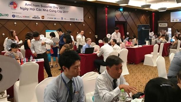 DN Mỹ tìm nhà cung cấp Việt: Đổi phận gia công?