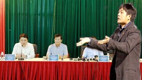 HLV Hữu Thắng bóc mẽ lời chỉ trích của VFF