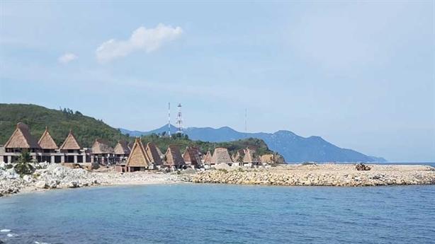 Kiểm tra dự án Nàng tiên cá lấn Vịnh Nha Trang