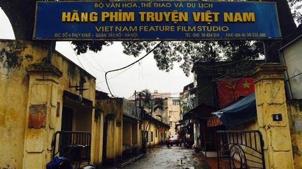 Bất ngờ giá trị đất vàng Hãng phim truyện Việt Nam