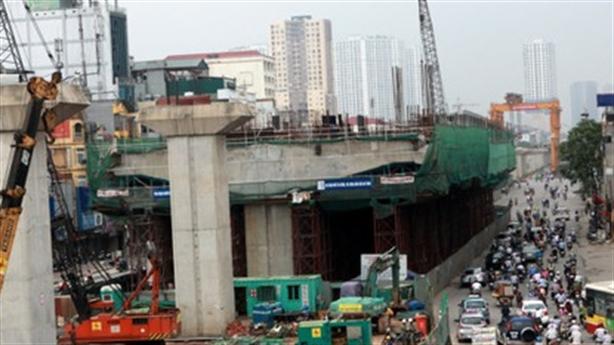 Hà Nội lên phương án trả nợ làm đường sắt đô thị