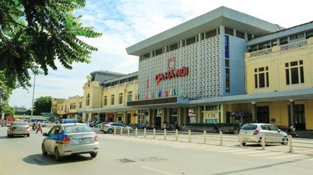 Xây nhà 40-70 tầng tại ga Hà Nội: Quy hoạch nào?