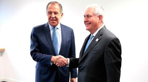 Ông Lavrov nói sự thật đắng cho Mỹ giữa New York