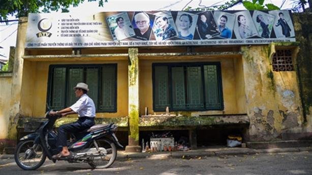 Thiếu sót lớn khi cổ phần hóa Hãng phim truyện Việt Nam