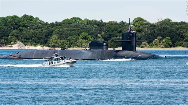 Mỹ không tiếc tiền đóng tàu ngầm khắc chế Nga