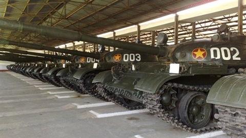 Việt Nam liệu có thể nhận xe tăng