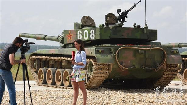 Nga thấm đòn vì giúp Trung Quốc phát triển vũ khí