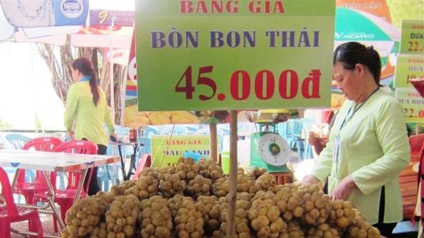 Mối lo nhập siêu từ Thái Lan: Nước đã đến lưng
