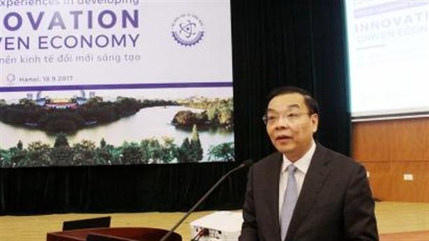Phát triển kinh tế dựa trên đổi mới sáng tạo