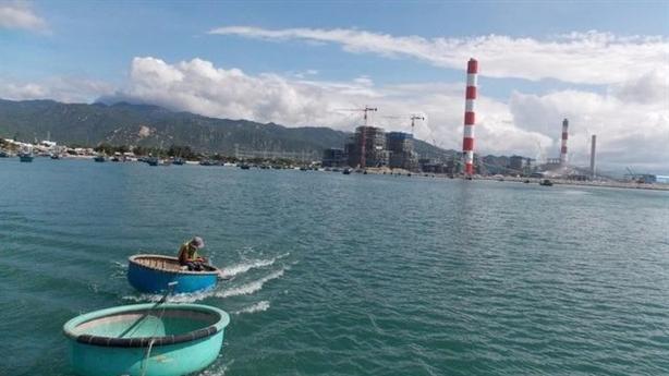 Hải sản biển Vĩnh Tân chết bất thường do... mưa nhiều