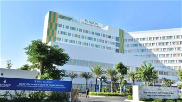 Khai trương bệnh viện Đa khoa quốc tế Vinmec