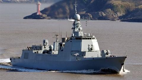 Type 052D - 'Lá chắn thần Trung Hoa' dễ bị xuyên thủng