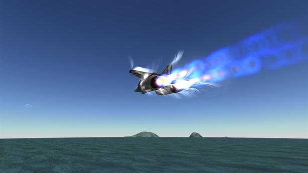Mỹ thử máy bay nhanh hơn tên lửa