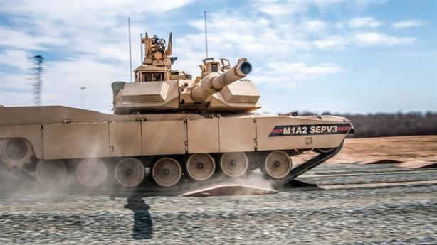 Mỹ đứng ngồi không yên với tăng M1A2 SEP V3