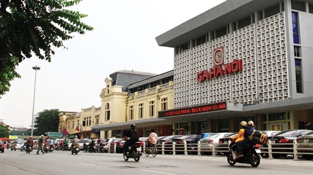 Xây nhà 40-70 tầng tại ga Hà Nội: Điểm lạ thường?