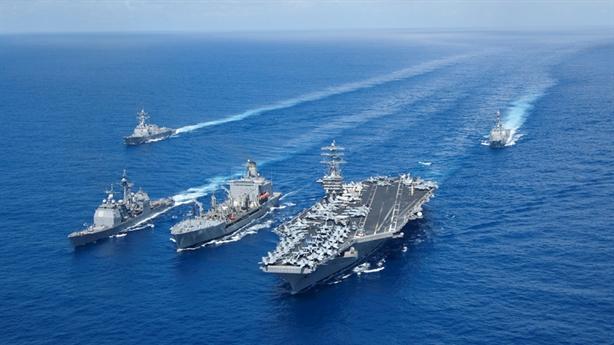 Báo Nga: Mỹ lạc hậu nên mới cần chục tàu sân bay