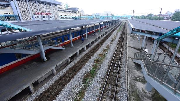 Ga Hà Nội xây chung cư: Sức ép đổ lên Hoàn Kiếm