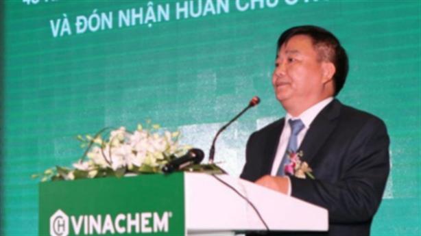 Bộ Công thương đề xuất phương án thay Chủ tịch Vinachem