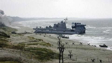 Thử thành công sát thủ 'bóng đen biển' cho điểm nóng Baltic