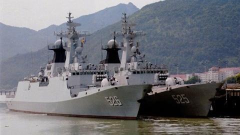 Cặp chiến hạm mạnh Campuchia có thể mua từ Trung Quốc