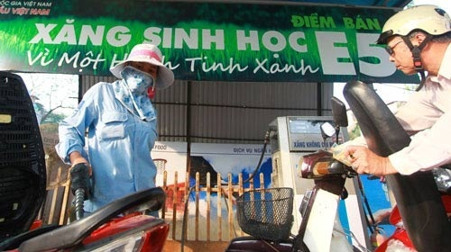 Khai tử xăng A92: Nếu nhập ethanol Trung Quốc thì...