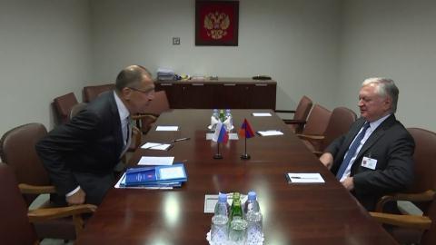 Nga quyết hóa giải mầm họa tại sân sau Nam Caucasus