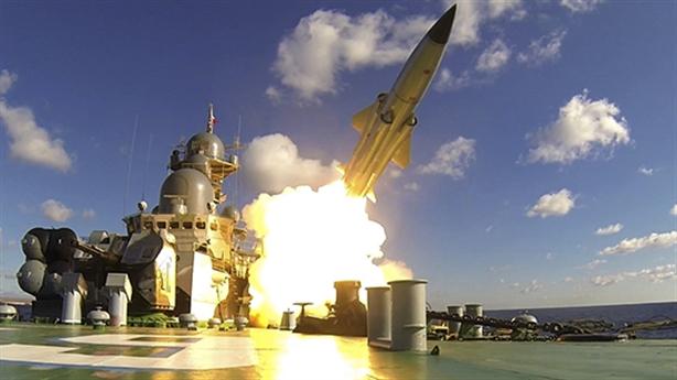 Nga phóng Moskit sau khi NATO khiến Biển Đen dậy sóng
